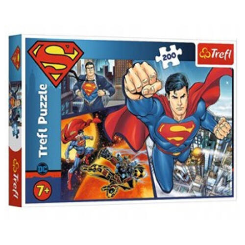 Superman puzzle 200 db-os - A hős