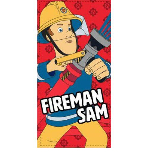 Sam a tűzöltó törölköző, fürdőlepedő