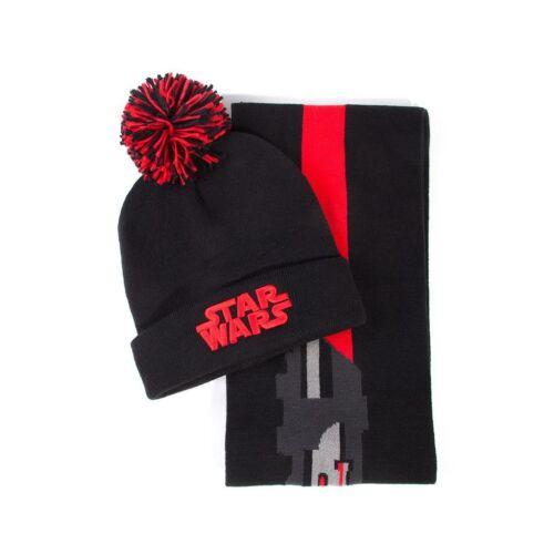 Star Wars Darth Vader sapka és sál szett
