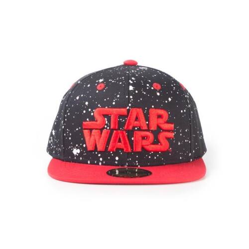 Star Wars Snapback sapka - Red Space