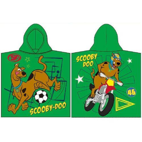 Scooby-Doo poncsó törölköző