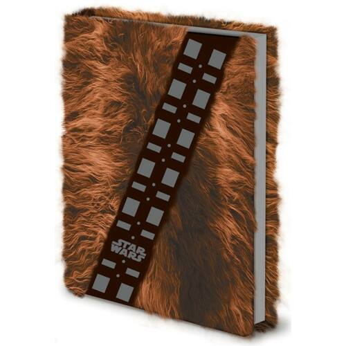 Chewbacca prémium jegyzetfüzet A5