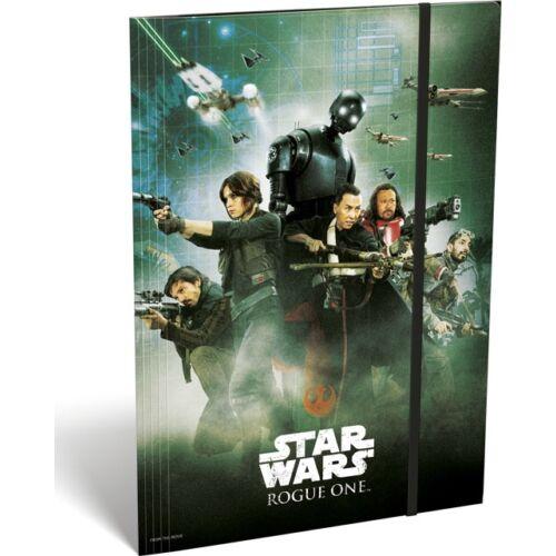 Zsivány Egyes: Egy Star Wars-történet gumis mappa A5 - Lázadók