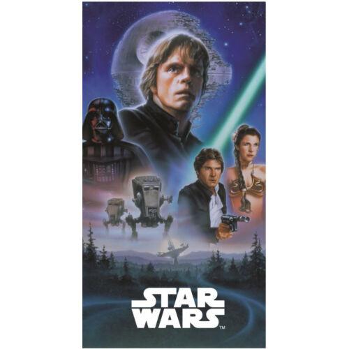 Star Wars törölköző, fürdőlepedő - Klasszikus karakterek