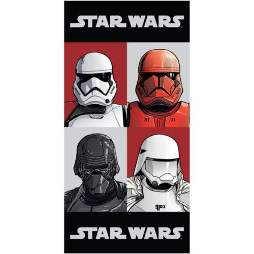 Star Wars törölköző, fürdőlepedő - Kylo Ren és a rohamosztagosok