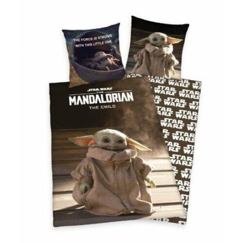 Star Wars The Mandalorain ágyneműhuzat garnitúra - Baby Yoda