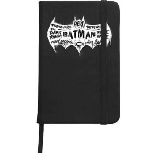 Batman jegyzetfüzet, notesz A5