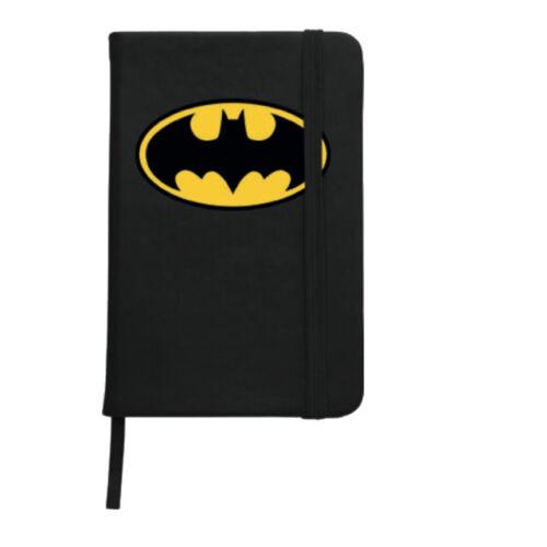 Batman jegyzetfüzet, notesz A5- Logó