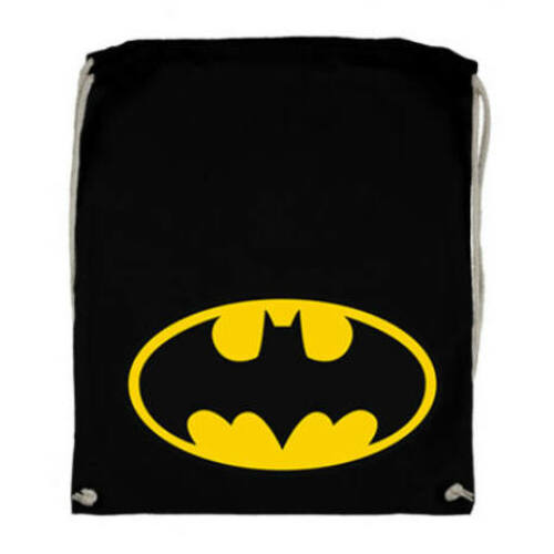 Batman tornazsák, sportzsák - Logó