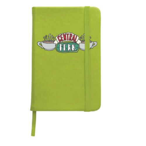 Jóbarátok jegyzetfüzet, notesz - Central Perk