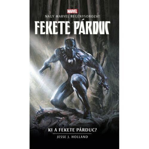 MARVEL regény: Fekete Párduc: Ki a Fekete Párduc? (keménytáblás)