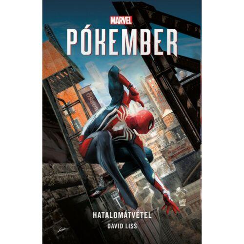 MARVEL regény: Pókember: Hatalomátvétel (keménytáblás)