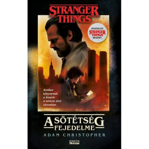 Stranger Things: A sötétség fejedelme