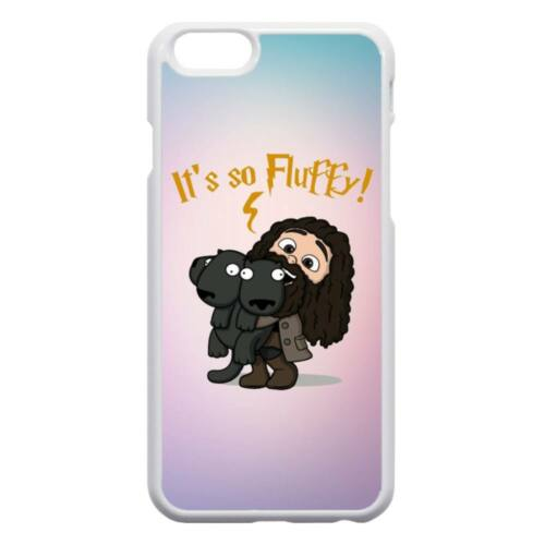 Harry Potter iPhone telefontok - Hagrid - it's so fluffy