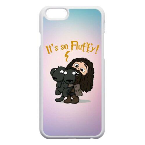 Harry Potter iPhone telefontok - Hagrid - it's so fluffy