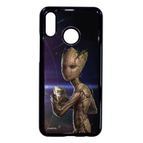 Fekete Marvel Groot Huawei telefontok