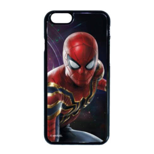 Fekete Marvel Pókember iPhone telefontok - Iron Spider