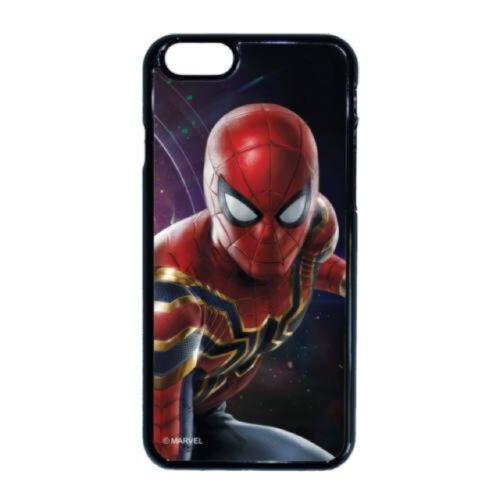 Fekete Marvel Pókember iPhone telefontok - Iron Spider