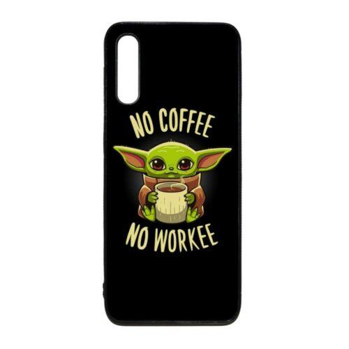 No coffee No workee - Samsung Galaxy telefontok