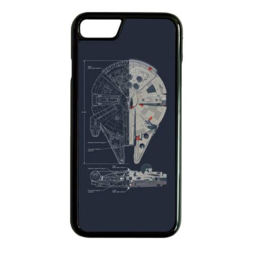 Millennium Falcon BluePrint iPhone telefontok