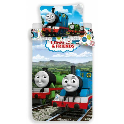 Thomas, a gőzmozdony ágyneműhuzat garnitúra