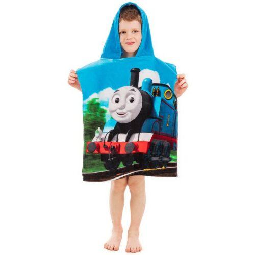 Thomas, a gőzmozdony poncsó törölköző