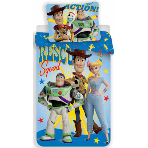 Toy Story 4 ágynemű garnitúra