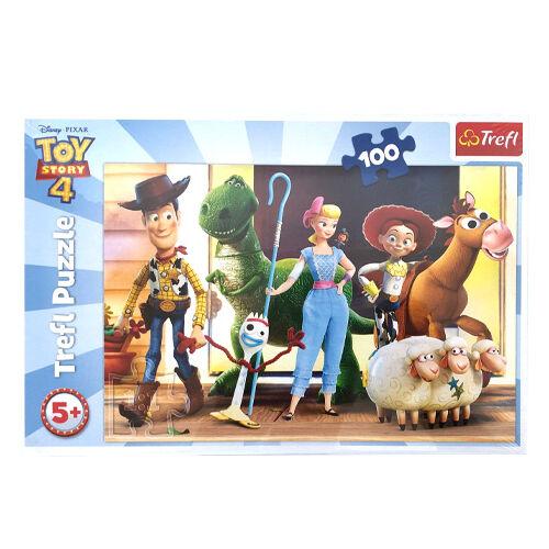 Toy Story 4 Játsszunk! 100db-os puzzle