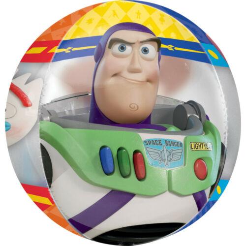 Toy Story 4 fólia lufi gömb 40 cm