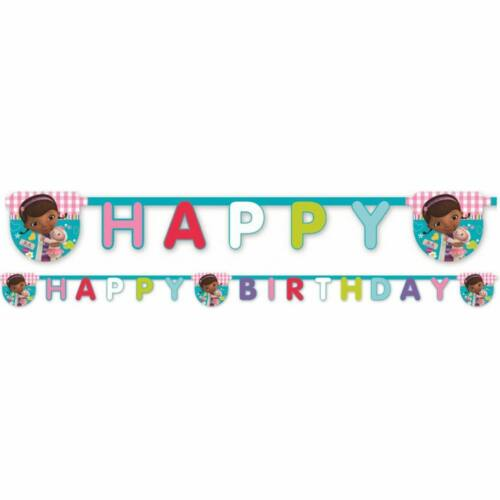 Dr. Plüssi Happy Birthday felirat 2,2 méter