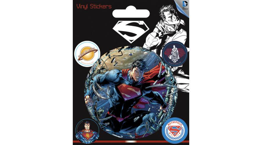 Superman matrica szett 7ece227639