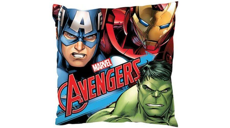 b99209c9b4 Bosszúállók, Bosszúállók díszpárna (Vasember, Hulk, Amerika Kapitány ...