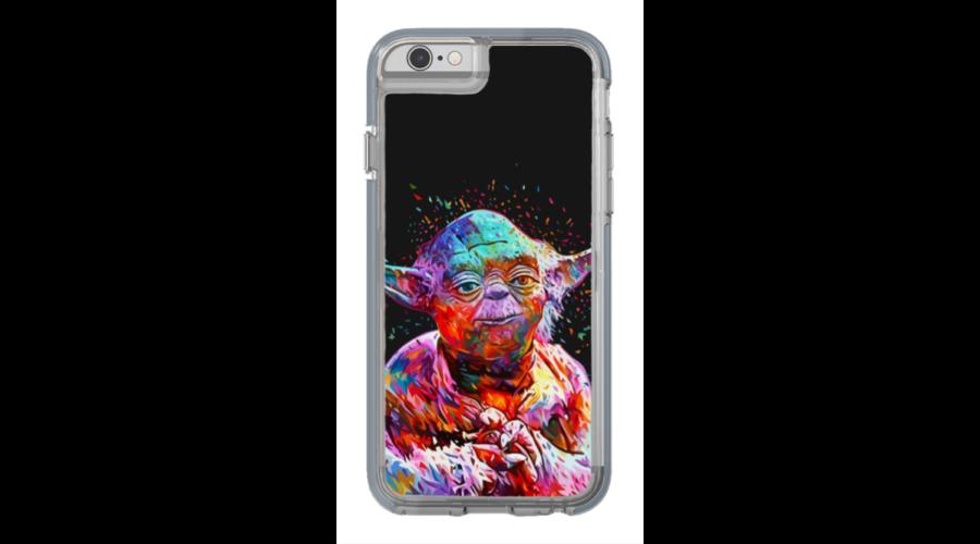 8342bf1981 Star Wars - Yoda minima iPhone telefontok · Star Wars - Yoda minima iPhone  telefontok Katt rá a felnagyításhoz