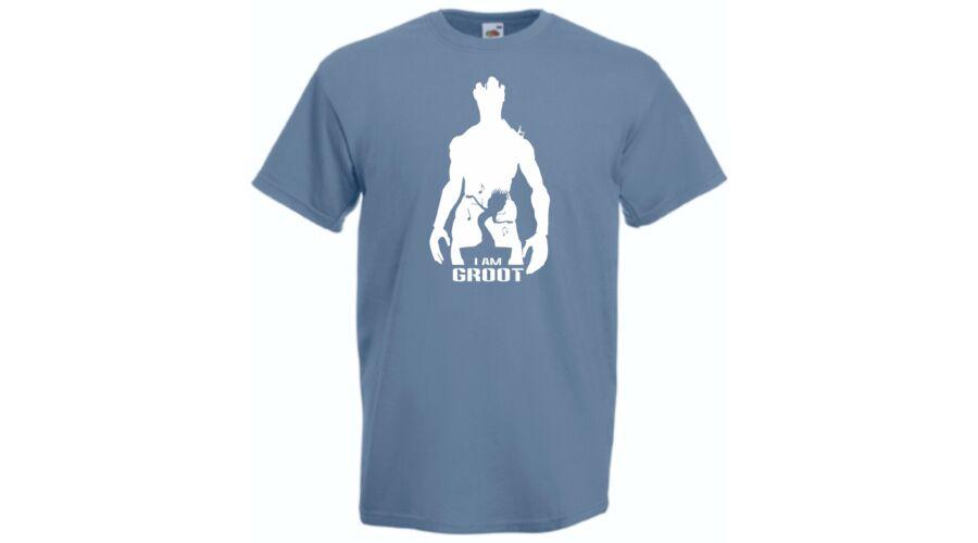 08c384281 I am Groot minima Férfi rövid ujjú póló - Több színben