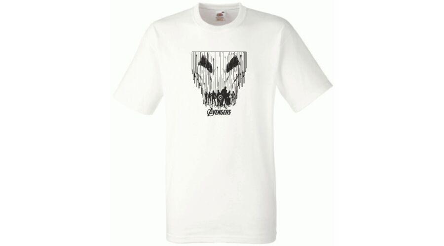 4cfac99722 Férfi pólók, Bosszúállók férfi rövid ujjú póló - Minima - Több ...