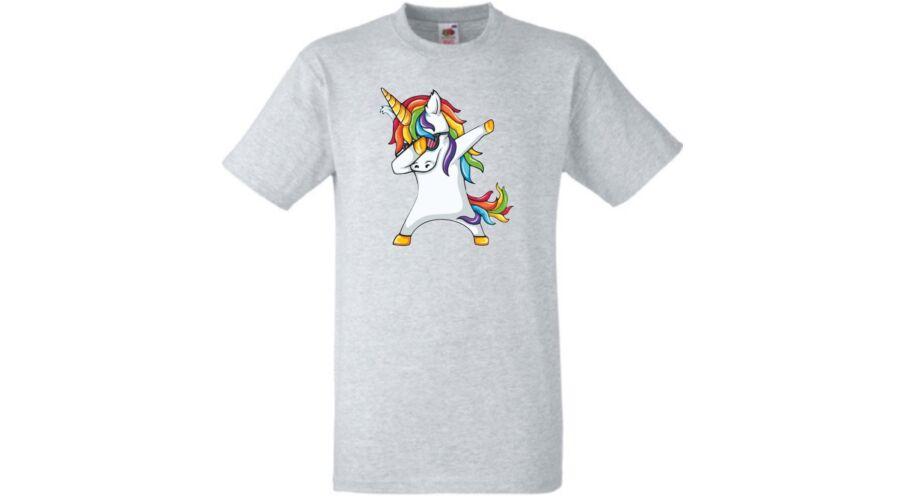 ce46a2f3af Gru 3, Táncoló Unikornis gyerek rövid ujjú póló - Több színben, 3.990 Ft