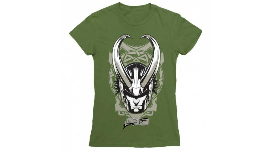 73a1872f82 Bosszúállók, Bosszúállók - Avengers női rövid ujjú póló - Loki ...