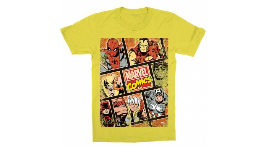 21b99fffcb Pókember, Marvel gyerek rövid ujjú póló - Marvel Comics hősök - Több ...