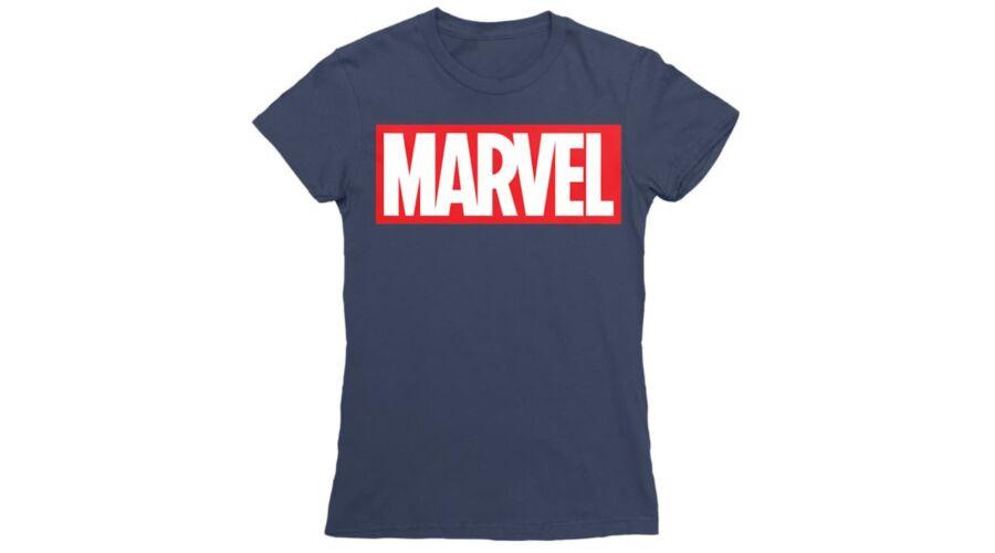 6739cbc242 Pókember, Marvel logó női rövid ujjú póló - Több színben, 5.990 Ft