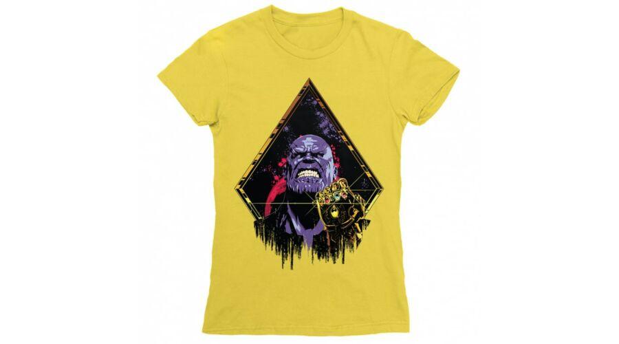 a69ee099db Női pólók, Marvel Thanos női rövid ujjú póló - Thanos Univerzum ...