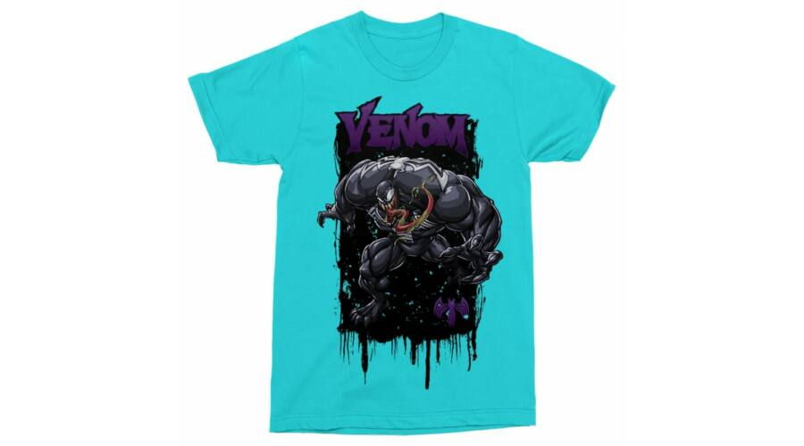 ec791b6335 Férfi pólók, Venom férfi rövid ujjú póló - Több színben, 5.990 Ft