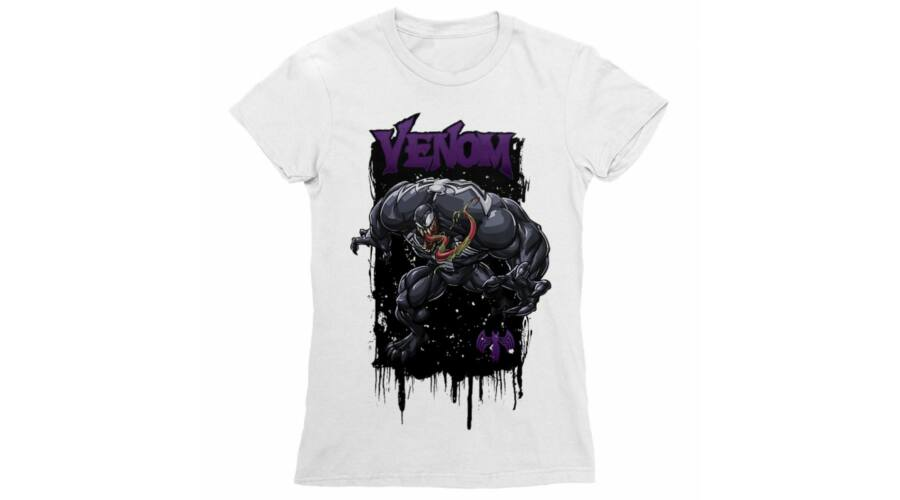 4d1838fed5 Női pólók, Venom női rövid ujjú póló - Több színben, 5.990 Ft