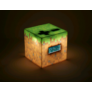 Kép 2/3 - Minecraft ébresztőóra világítással