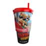 Kép 3/3 - Alvin és a mókusok - A mókás menet pohár és topper szett