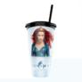 Kép 3/4 - Aquaman pohár és Black Manta topper popcorn tasakkal