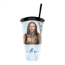 Kép 2/4 - Aquaman pohár és Ocean Master topper popcorn tasakkal
