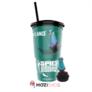 Kép 1/3 - Kémesítve pohár és Lance Sterling galamb topper