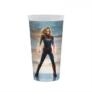 Kép 5/5 - Marvel Kapitány pohár és Carol Danvers topper