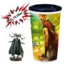 Kép 1/3 - Thor: Ragnarök pohár és Hela topper