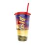 Kép 3/3 - Toy Story 4 pohár és Kis zöld űrlény topper
